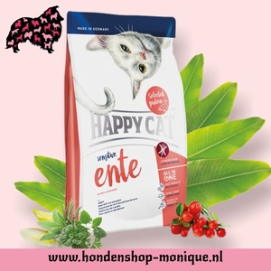 Happy Cat Sensitive Ente 1,4 kg.