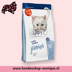 Happy Cat Sentive Grainfree Junior 4 kg.